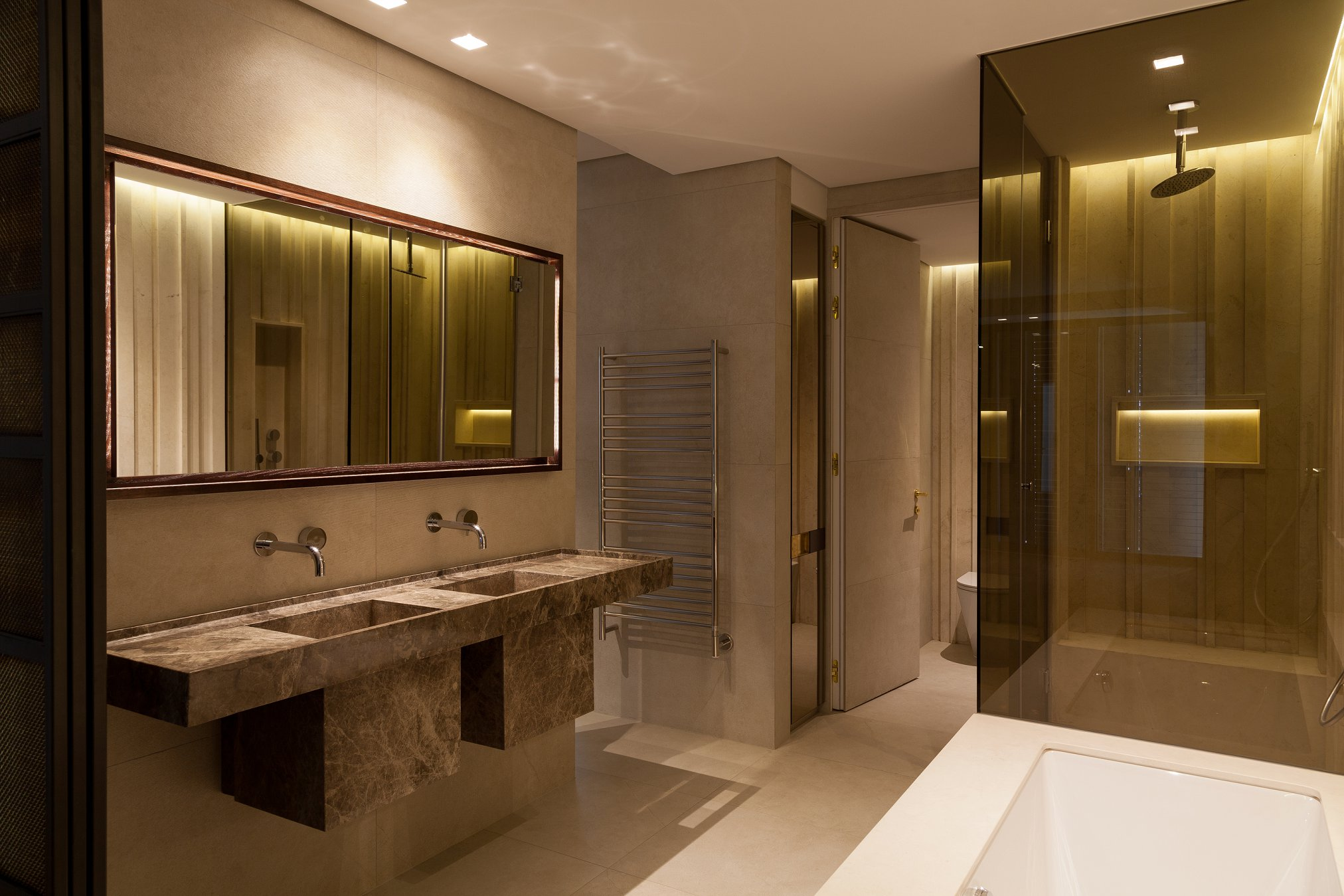 Interior Photographer Cape Town Luxury Bathroom