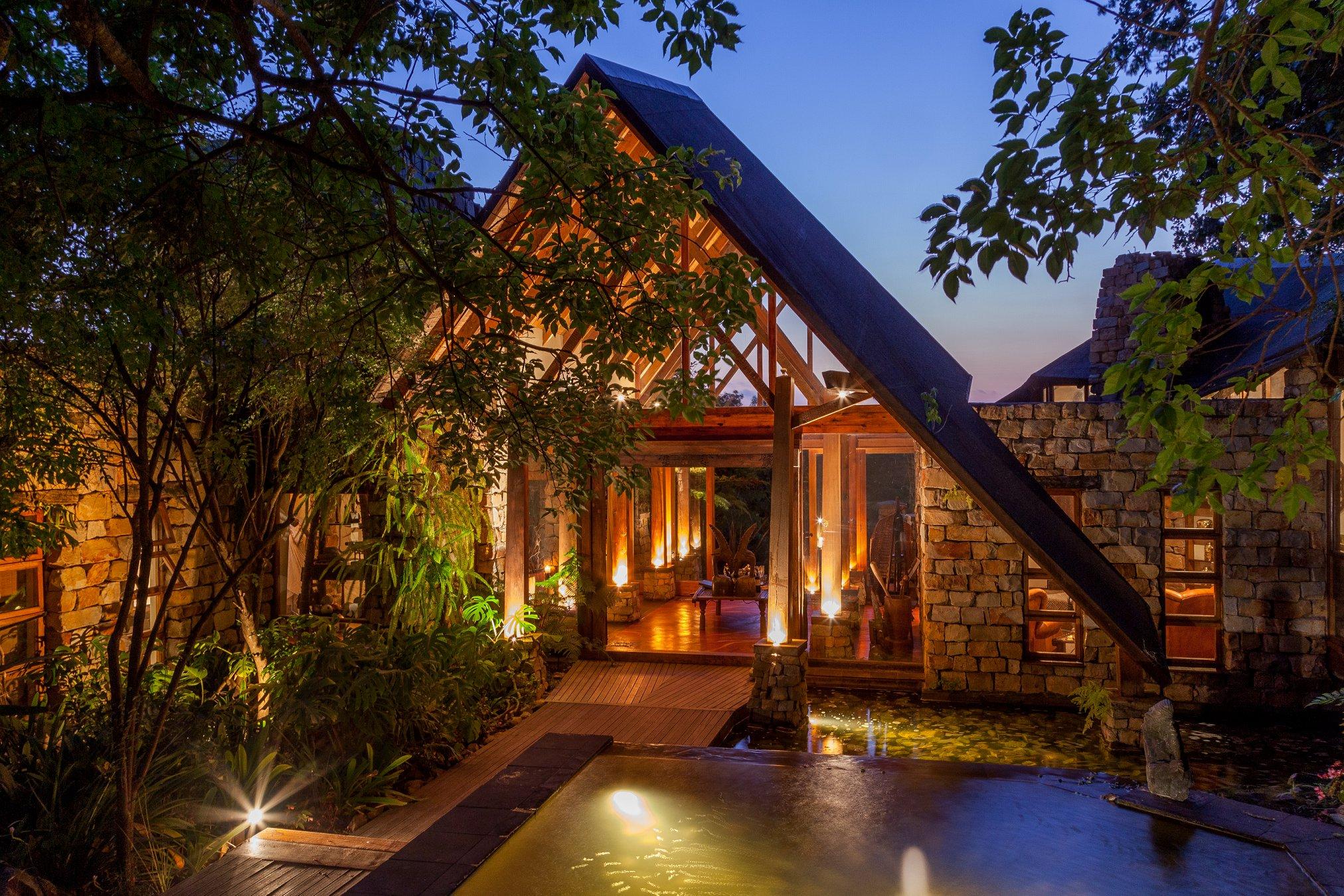 Hotel Photography Garden Route Vorsprung Studio