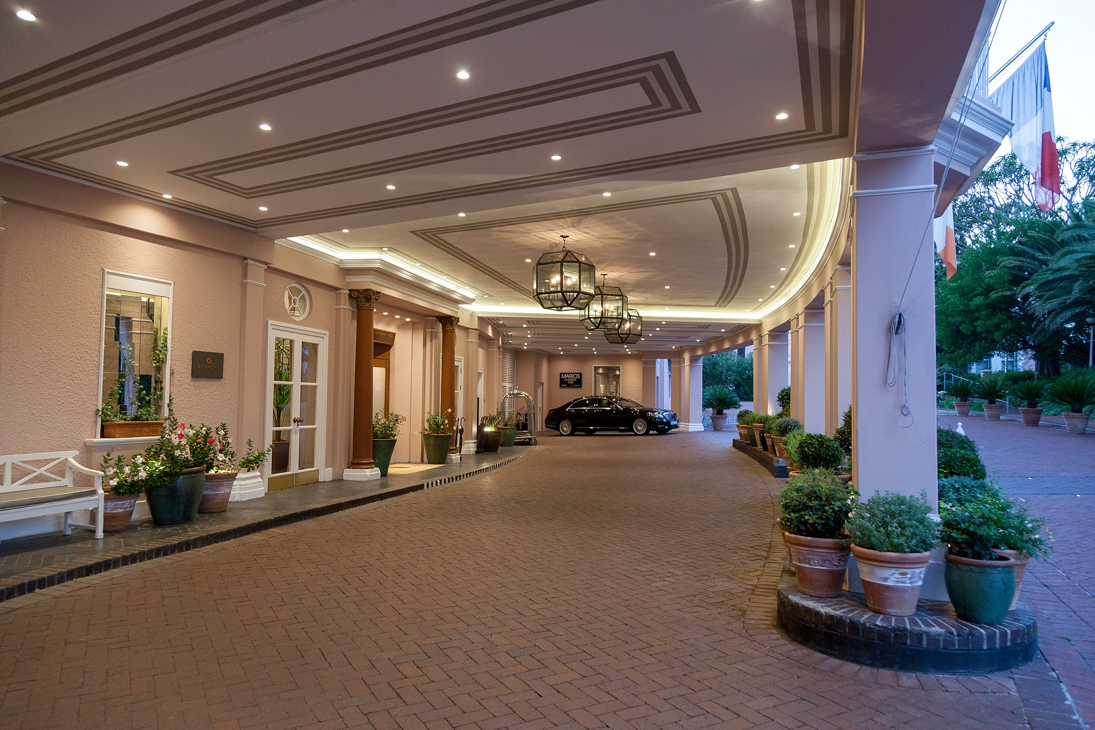 Interior Photographer Cape Town Mount Nelson Hotel