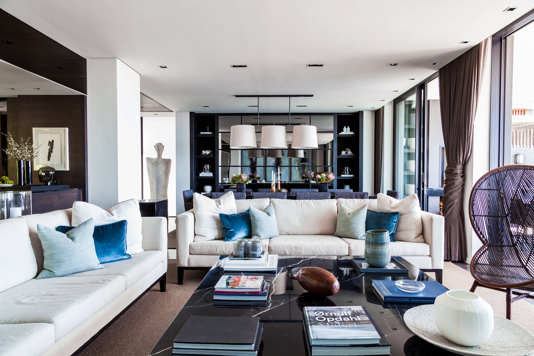 Interior Photographer Cape Town Villa